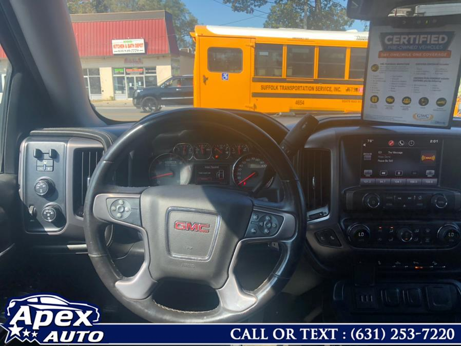 "Used GMC Sierra 1500 4WD Crew Cab 143.5"" SLE 2015 