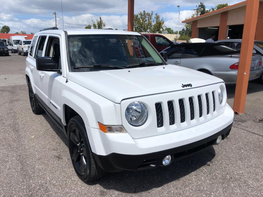 Used Jeep Patriot FWD 4dr Sport 2014 | Central florida Auto Trader. Kissimmee, Florida