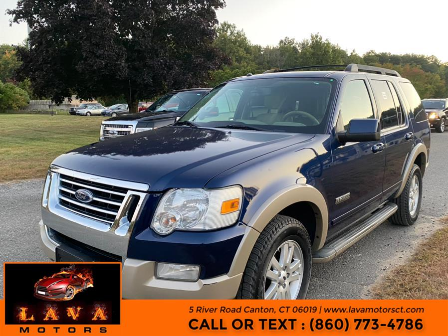 Used 2008 Ford Explorer in Canton, Connecticut | Lava Motors. Canton, Connecticut