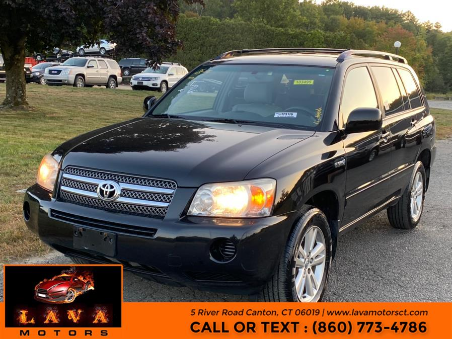 Used 2006 Toyota Highlander Hybrid in Canton, Connecticut | Lava Motors. Canton, Connecticut