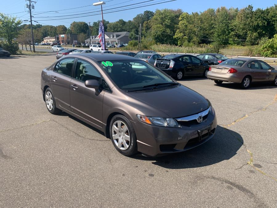 Used Honda Civic Sdn 4dr Auto LX 2010 | American Auto Specialists Inc.. Berlin, Connecticut