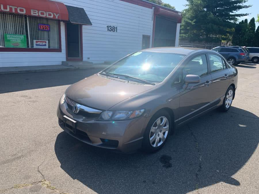 Used 2010 Honda Civic Sdn in Berlin, Connecticut | American Auto Specialists Inc.. Berlin, Connecticut