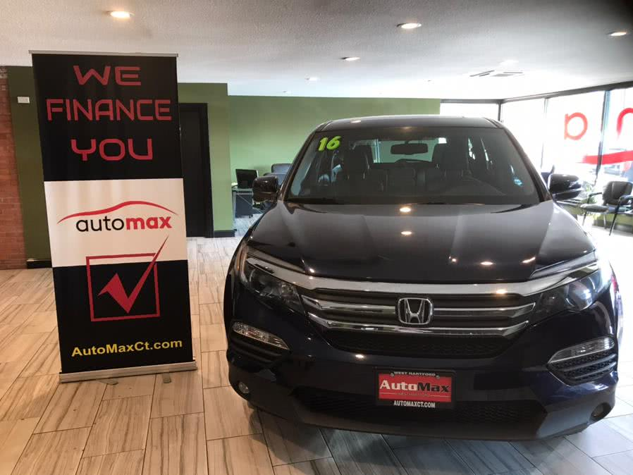 Used 2016 Honda Pilot in West Hartford, Connecticut | AutoMax. West Hartford, Connecticut