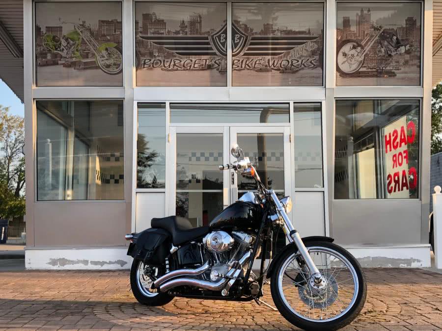 Used Harley Davidson FXSTI Soft tail 2004 | Ace Motor Sports Inc. Plainview , New York