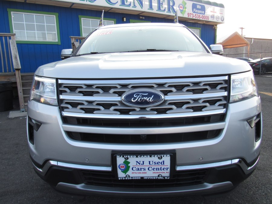 Used Ford Explorer Limited 4WD 2019 | NJ Used Cars Center. Irvington, New Jersey