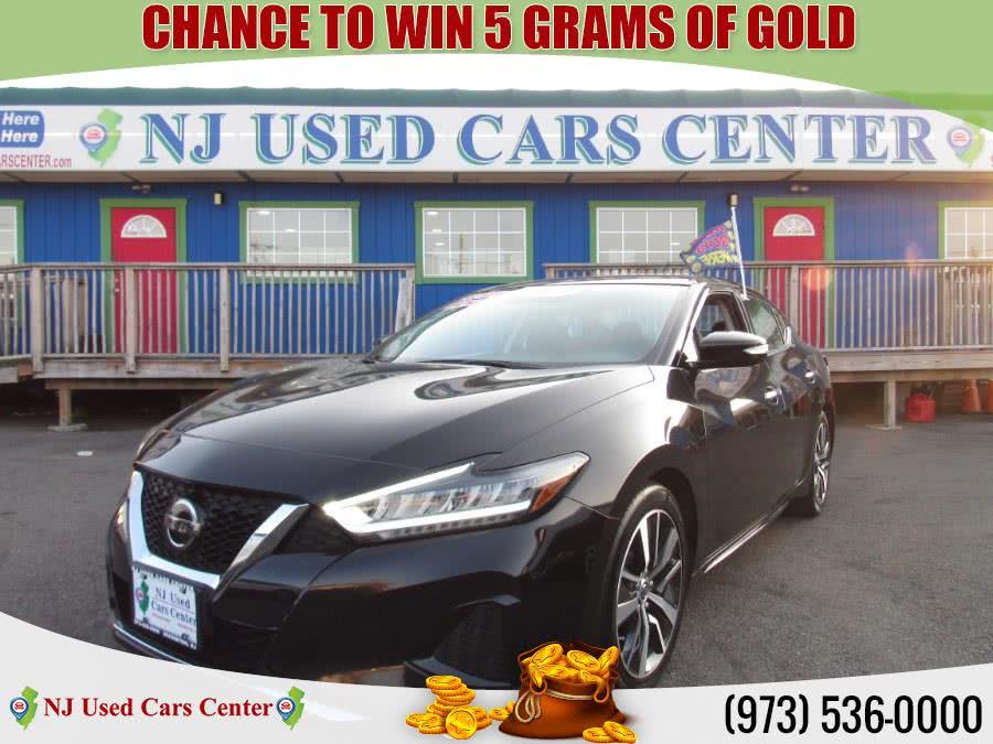 Used 2019 Nissan Maxima in Irvington, New Jersey | NJ Used Cars Center. Irvington, New Jersey