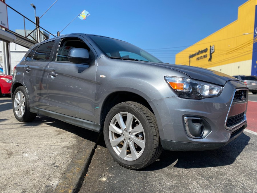 Used Mitsubishi Outlander Sport AWD 4dr CVT ES 2014 | Wide World Inc. Brooklyn, New York