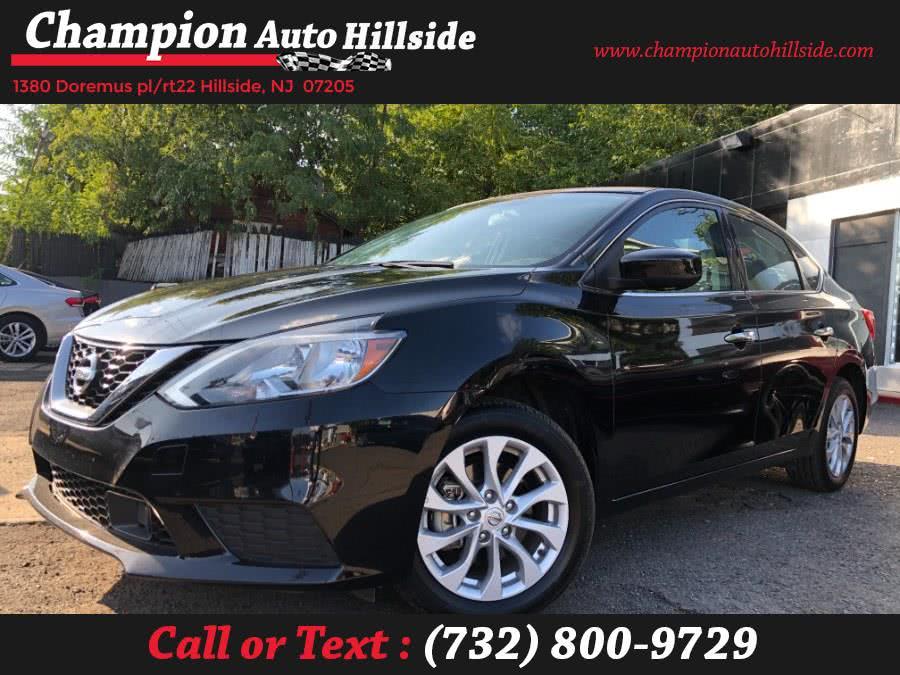 Used 2019 Nissan Sentra in Hillside, New Jersey | Champion Auto Hillside. Hillside, New Jersey