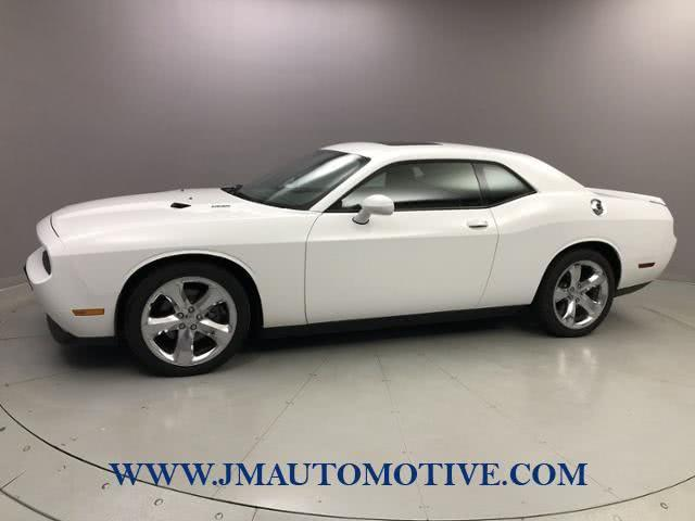 Used 2012 Dodge Challenger in Naugatuck, Connecticut | J&M Automotive Sls&Svc LLC. Naugatuck, Connecticut
