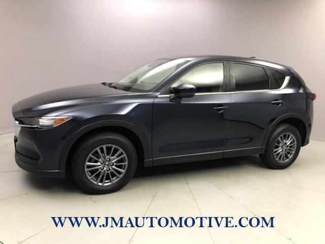 Used Mazda Cx-5 Touring AWD 2017 | J&M Automotive Sls&Svc LLC. Naugatuck, Connecticut