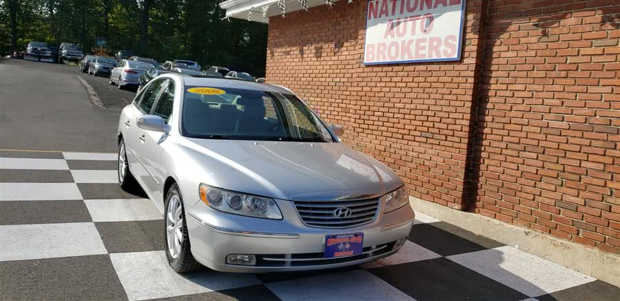 Used 2008 Hyundai Azera in Waterbury, Connecticut | National Auto Brokers, Inc.. Waterbury, Connecticut