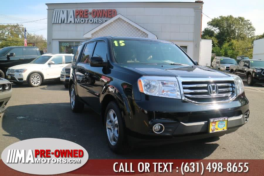 Used 2015 Honda Pilot in Huntington, New York | M & A Motors. Huntington, New York