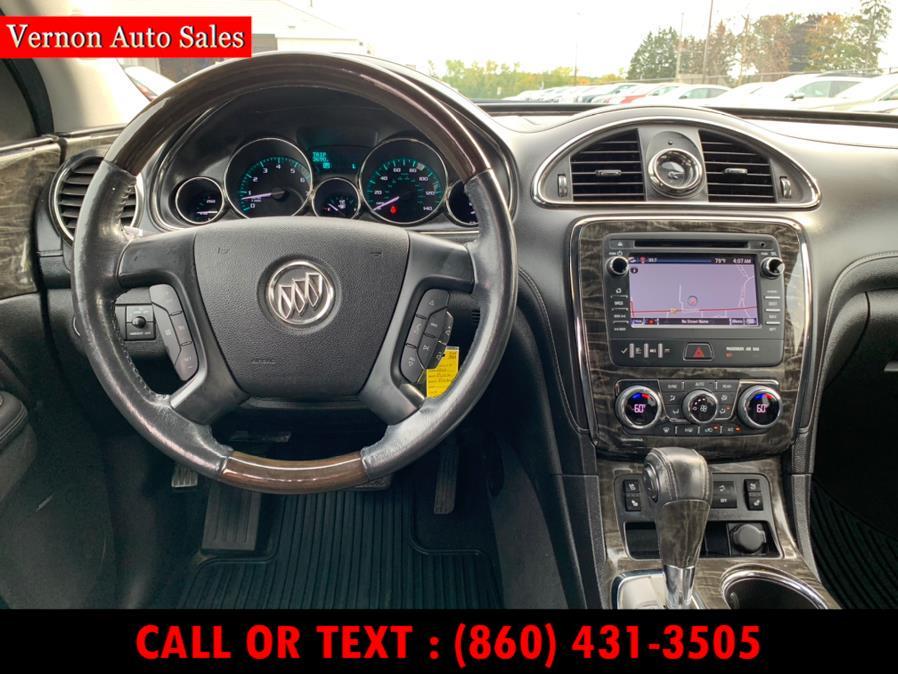 Used Buick Enclave AWD 4dr Premium 2013   Vernon Auto Sale & Service. Manchester, Connecticut