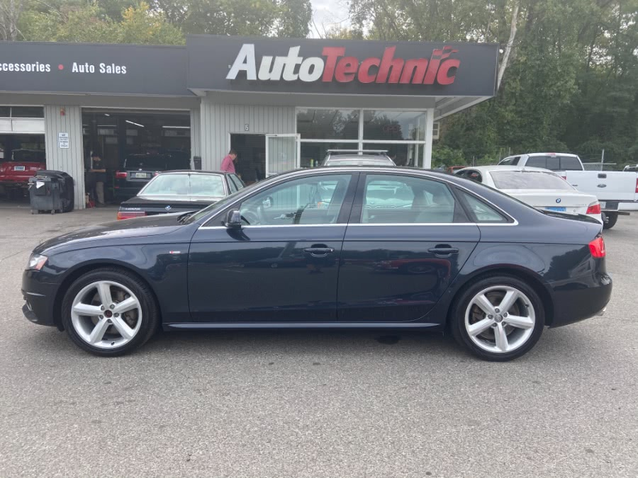 Used 2012 Audi A4 in New Milford, Connecticut