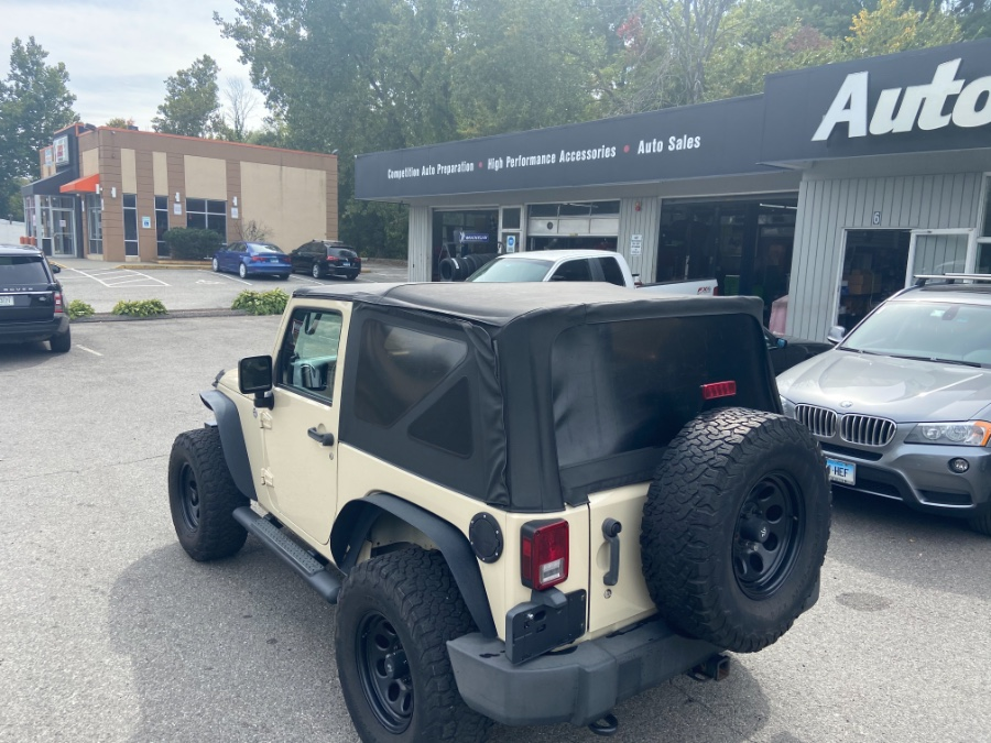 2011 Jeep Wrangler 4WD 2dr Sport MANUAL GEARBOX, available for sale in New Milford, CT