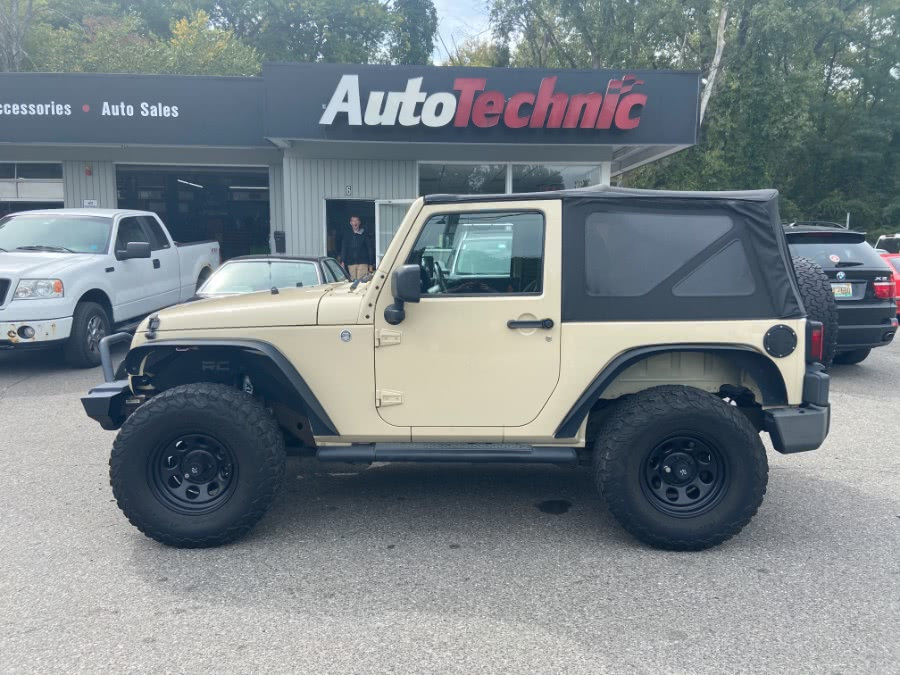 Used 2011 Jeep Wrangler in New Milford, Connecticut