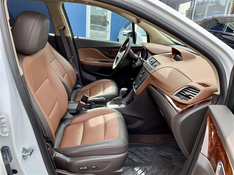 Used Buick Encore Premium 2015 | Second Street Auto Sales Inc. Manchester, New Hampshire