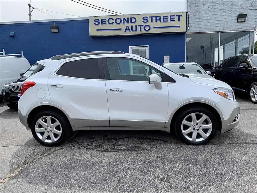 Used 2015 Buick Encore in Manchester, New Hampshire | Second Street Auto Sales Inc. Manchester, New Hampshire