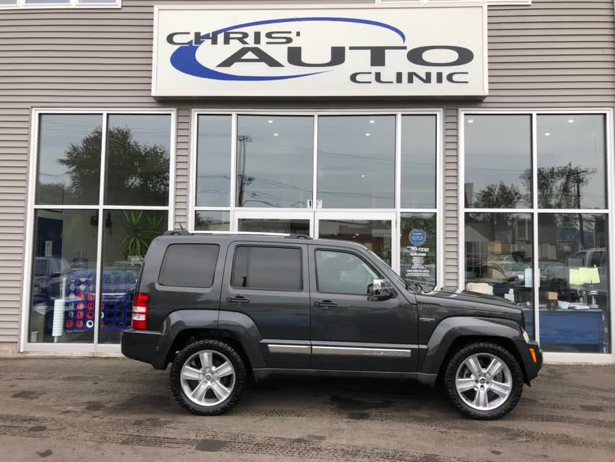 Used 2011 Jeep Liberty in Plainville, Connecticut | Chris's Auto Clinic. Plainville, Connecticut