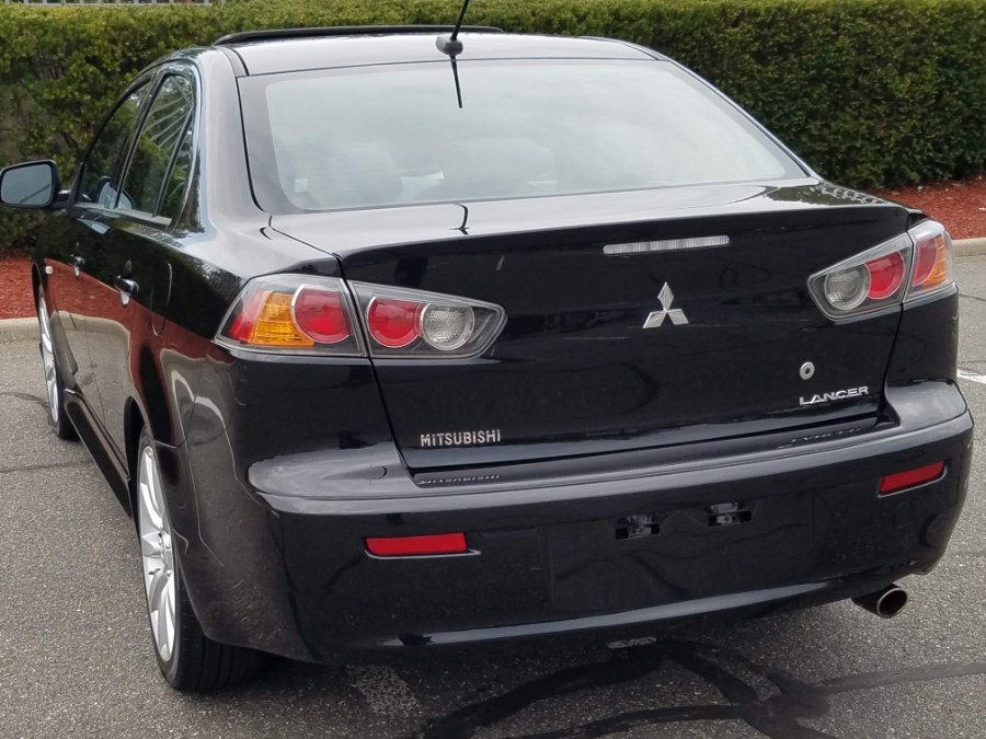 2011 Mitsubishi Lancer GTS Sdn 4dr w/Leather,Sunroof,Alloy Wheels, available for sale in Queens, NY