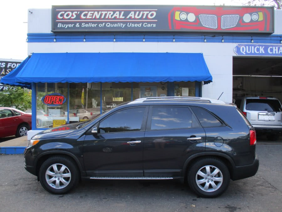 Used 2013 Kia Sorento in Meriden, Connecticut | Cos Central Auto. Meriden, Connecticut