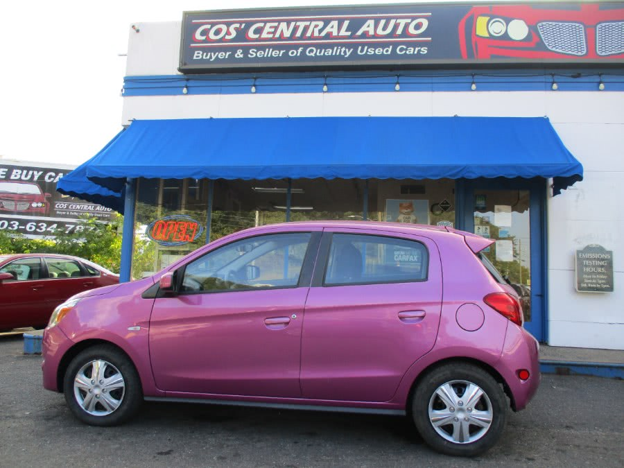 Used 2014 Mitsubishi Mirage in Meriden, Connecticut | Cos Central Auto. Meriden, Connecticut