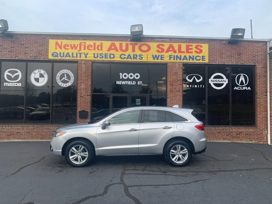 Used Acura RDX AWD 4dr Tech Pkg 2014 | Newfield Auto Sales. Middletown, Connecticut