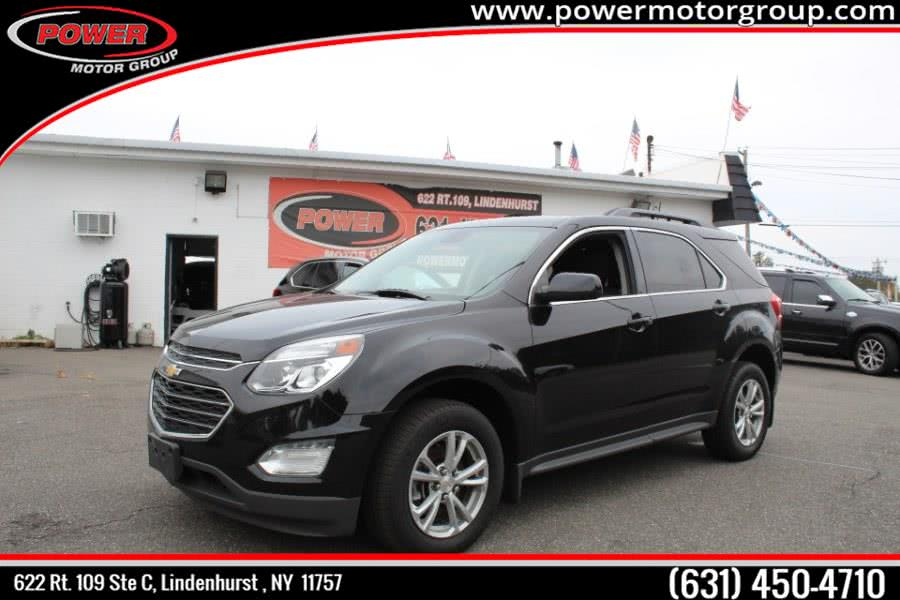 Used 2017 Chevrolet Equinox in Lindenhurst , New York | Power Motor Group. Lindenhurst , New York