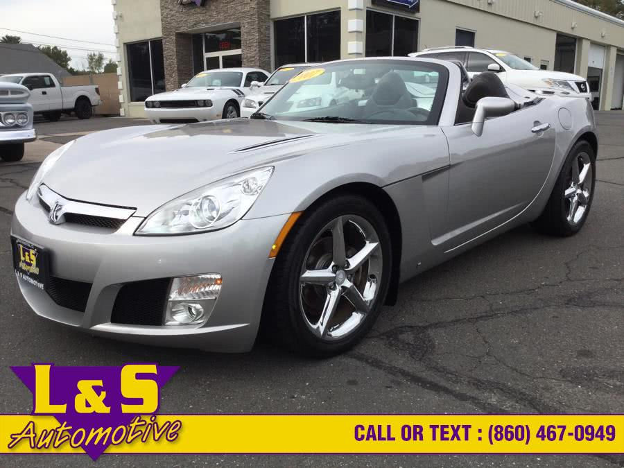 Used 2007 Saturn Sky in Plantsville, Connecticut | L&S Automotive LLC. Plantsville, Connecticut