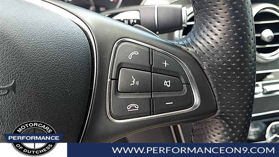 Used Mercedes-Benz C-Class C 300 4MATIC Sedan with Luxury Pkg 2017 | Performance Motorcars Inc. Wappingers Falls, New York