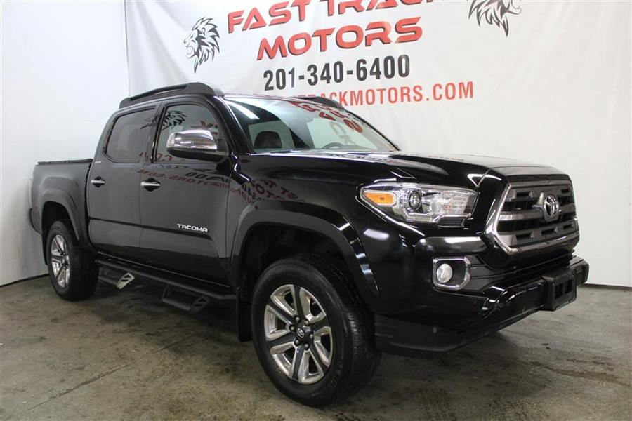 Used Toyota Tacoma DOUBLE CAB 2016 | Fast Track Motors. Paterson, New Jersey