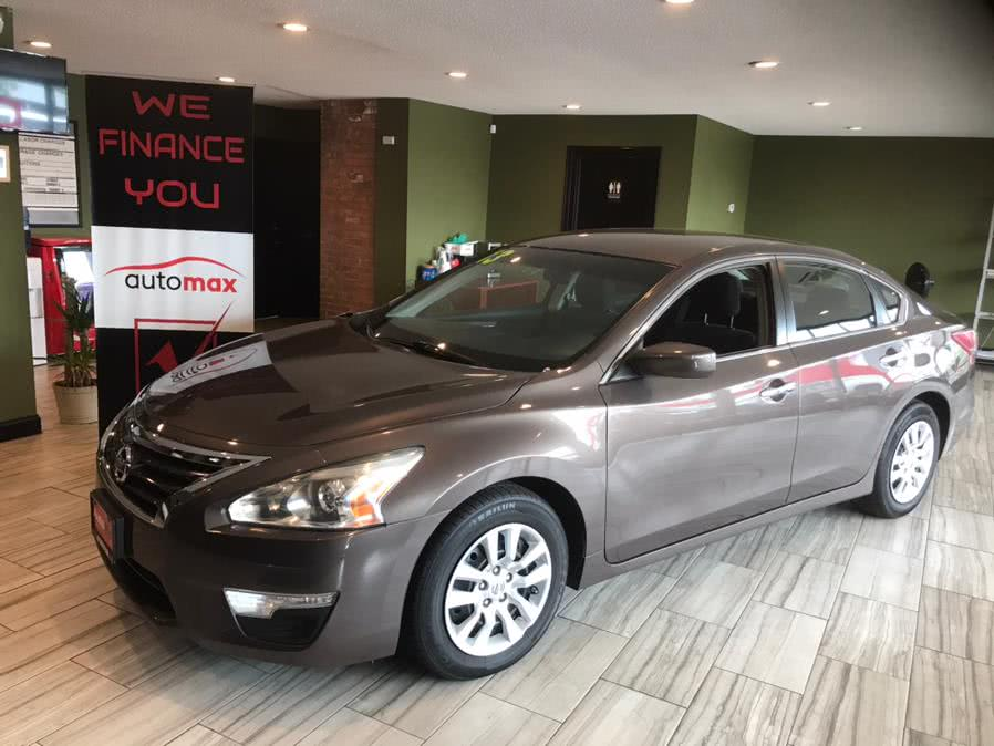 Used 2013 Nissan Altima in West Hartford, Connecticut | AutoMax. West Hartford, Connecticut