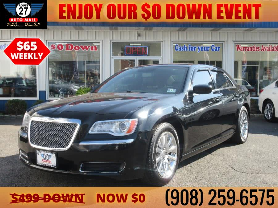 Used 2014 Chrysler 300 in Linden, New Jersey | Route 27 Auto Mall. Linden, New Jersey