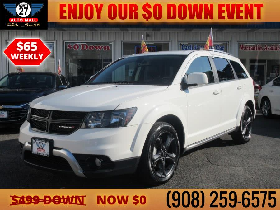 Used 2019 Dodge Journey in Linden, New Jersey | Route 27 Auto Mall. Linden, New Jersey