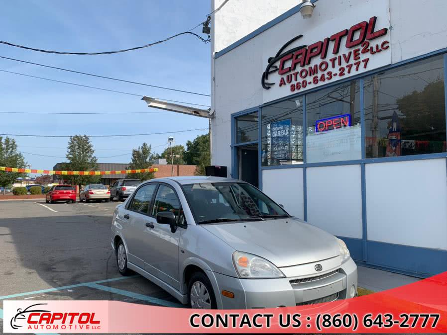 Used Suzuki Aerio 4dr Sdn S 2.0L Auto 2003 | Capitol Automotive 2 LLC. Manchester, Connecticut