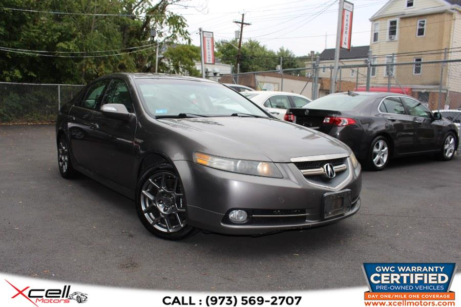 Used 2007 Acura TL Type S in Paterson, New Jersey | Xcell Motors LLC. Paterson, New Jersey