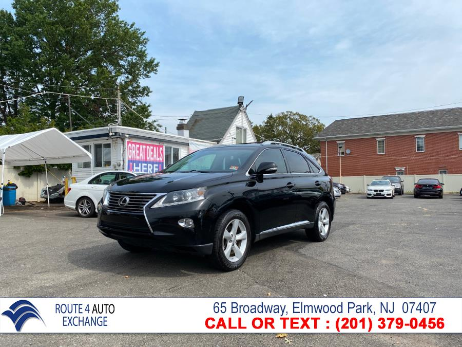 Used Lexus RX 350 AWD 4dr 2013 | Route 4 Auto Exchange. Elmwood Park, New Jersey