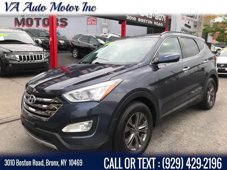 Used Hyundai Santa Fe Sport AWD 4dr 2013 | VA Auto Motor Inc. Bronx, New York