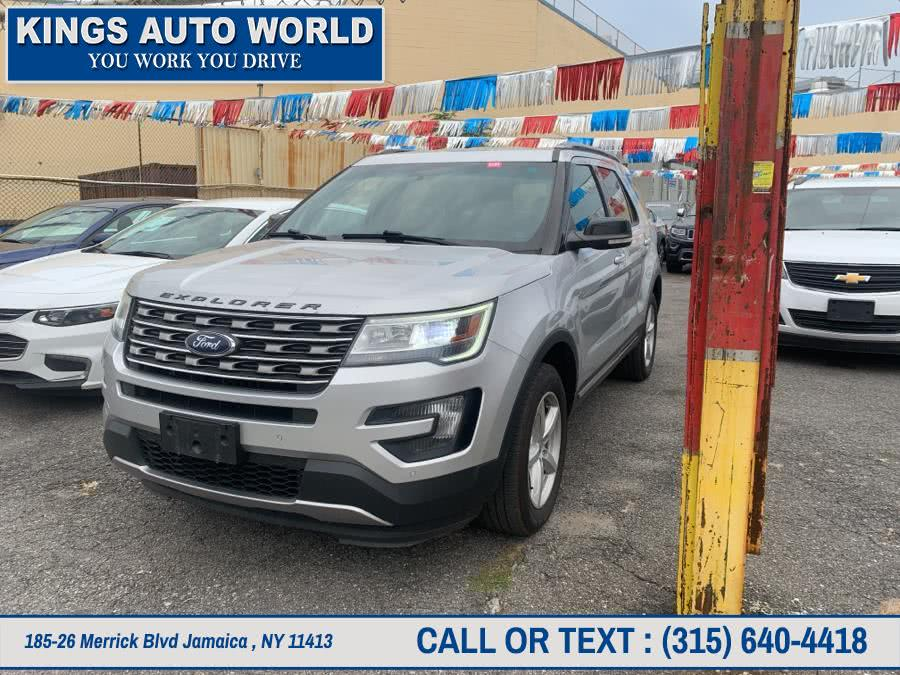 Used Ford Explorer 4WD 4dr XLT 2016 | Kings Auto World. Jamaica , New York