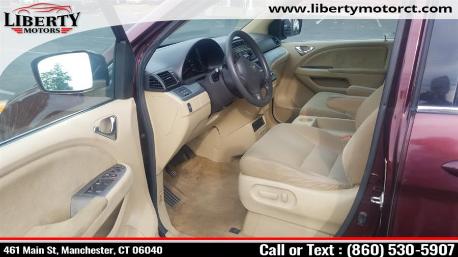 Used Honda Odyssey 5dr EX w/RES 2010 | Liberty Motors. Manchester, Connecticut