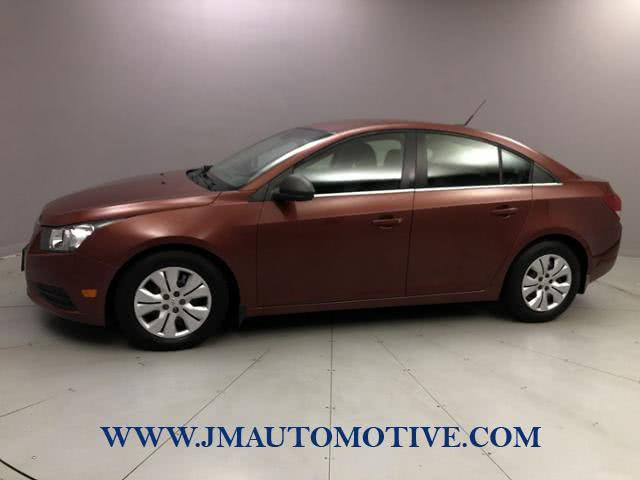 Used Chevrolet Cruze 4dr Sdn LS 2012 | J&M Automotive Sls&Svc LLC. Naugatuck, Connecticut