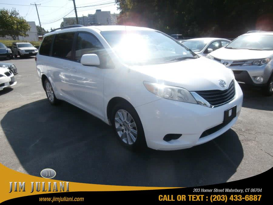 Used 2011 Toyota Sienna in Waterbury, Connecticut | Jim Juliani Motors. Waterbury, Connecticut