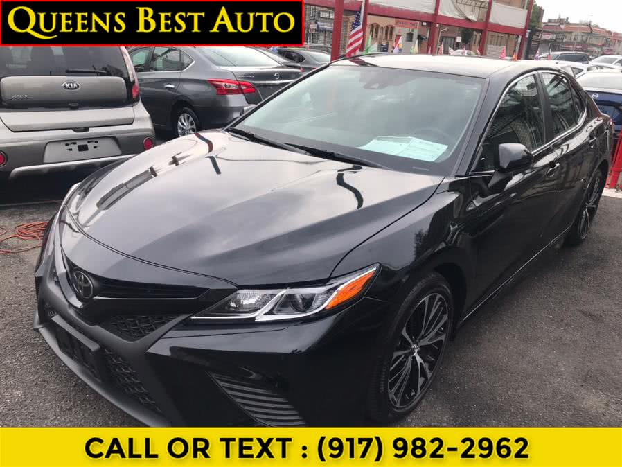Used 2020 Toyota Camry in Jamaica, New York | Queens Best Auto, Inc.. Jamaica, New York