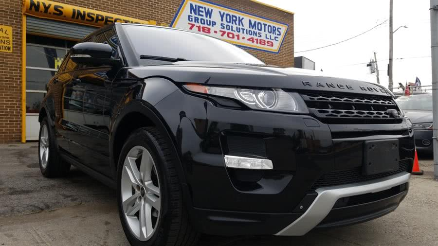 Used Land Rover Range Rover Evoque 5dr HB Dynamic Premium 2013 | New York Motors Group Solutions LLC. Bronx, New York
