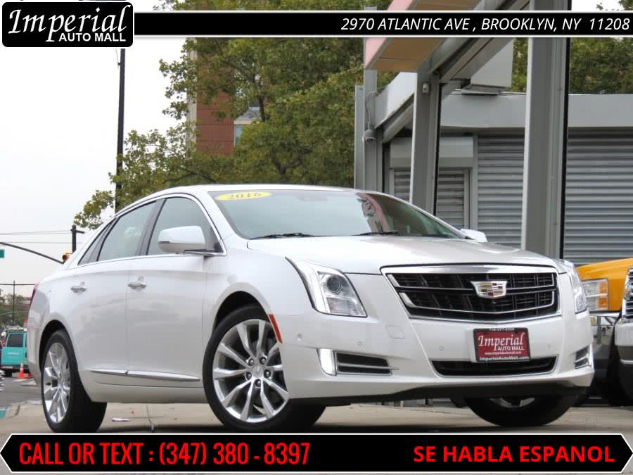 Used Cadillac XTS 4dr Sdn Luxury Collection FWD 2016 | Imperial Auto Mall. Brooklyn, New York