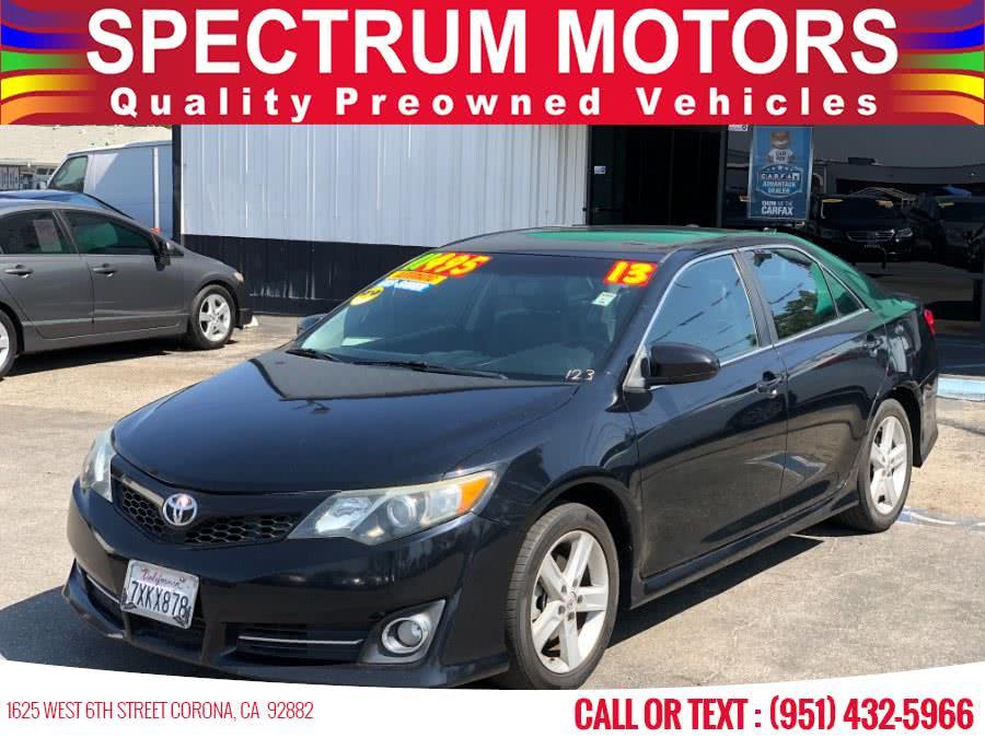 Used 2013 Toyota Camry in Corona, California | Spectrum Motors. Corona, California