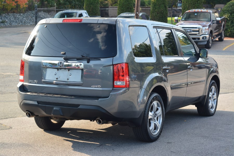 Used Honda Pilot 4WD 4dr EX-L 2012 | New Beginning Auto Service Inc . Ashland , Massachusetts