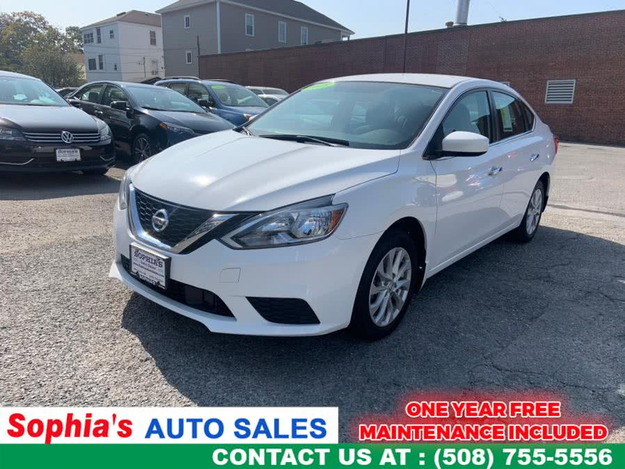 Used 2018 Nissan Sentra in Worcester, Massachusetts | Sophia's Auto Sales Inc. Worcester, Massachusetts