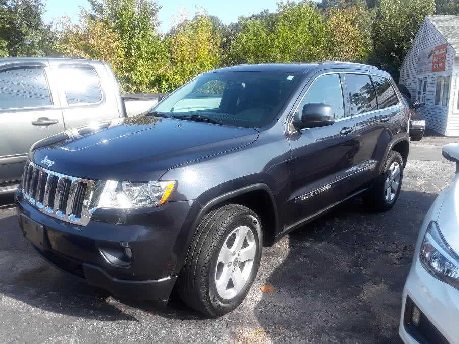 Used Jeep Grand Cherokee 4WD 4dr Laredo 2013 | Bart's Automotive Sales. Watertown, Connecticut