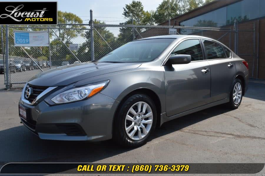 Used 2018 Nissan Altima in Hartford, Connecticut | Locust Motors LLC. Hartford, Connecticut